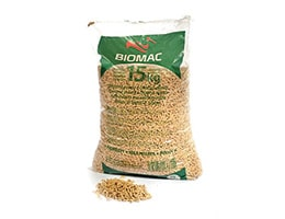 Biomac Holzpellets